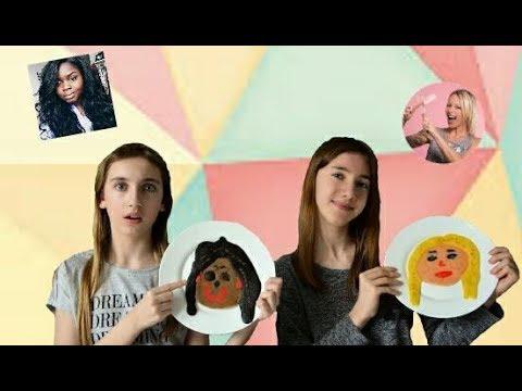 Des Youtubeurs en Pancake !  Swan et Néo, l'atelier de Roxane, Norman et Gloria !