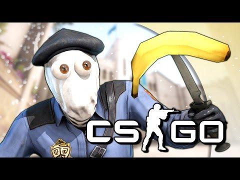 КОВАРНЫЕ ГОЛОДНЫЕ ИГРЫ! - CS:GO (Мини-Игры)