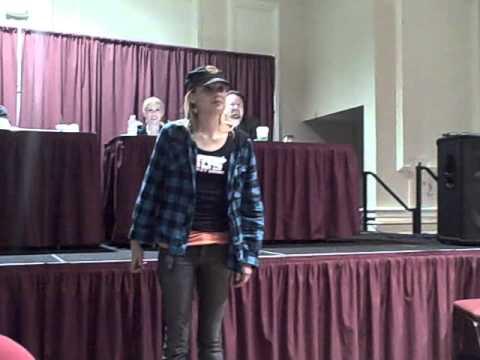 LouisiANIME 2011: Cassandra Hodges Barrel Rolls