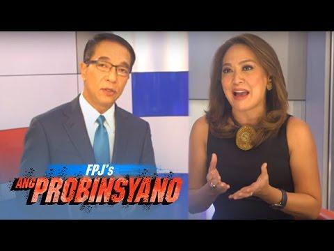 FPJ's Ang Probinsyano Anniversary Special: Ted Failon & Karen Davila