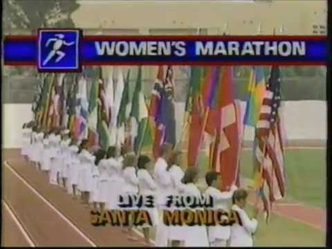 1984 Olympic Games   Women's Marathon
