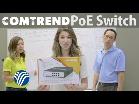 Comtrend ES-7201PoE: How Not to Budget Power on Your PoE Switch