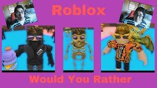 tantas opções! -Roblox você prefere-14 de janeiro de 2019
