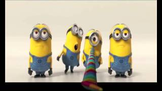 Minions Banana Song (Full Song) - Despicable Me 2
