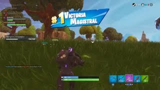 Enemy flees and is hunted after half-map//Fortnite/Buggy//New Season 5