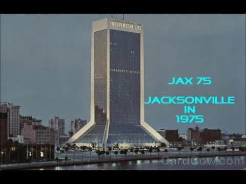 JAX 75  Jacksonville in 1975- Elvis, The Rolling Stones, Gerald Ford & Middle East Leaders Visited