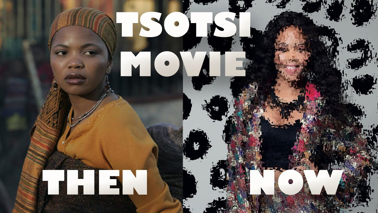 Download Tsotsi Full Movie Cast THEN and NOW || South African Movie