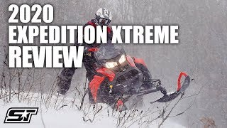 Full Review of the 2020 Ski-Doo Expedition Xtreme