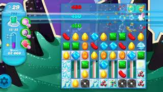 Candy Crush Soda Saga Level 799 Super Hard Level BOOSTER FROM DAILY BONUS + RAINBOW ROAD