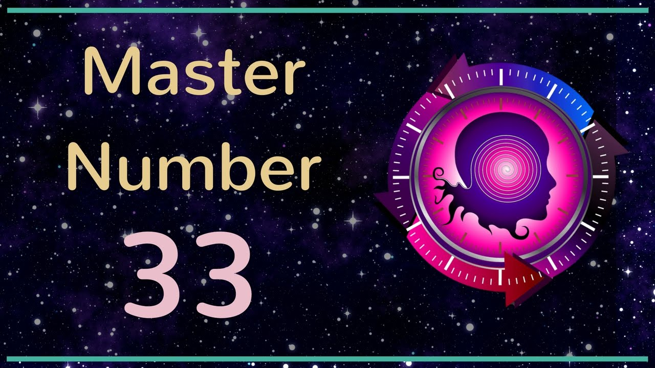 Numerology 33: The Master Number 33 Meanings