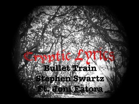 Bullet Train (Acoustic) - Stephen Swartz (HQ Lyrics) Ft. Joni Fatora