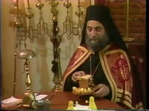 A Thousand Years as One Day   Mt  Athos
