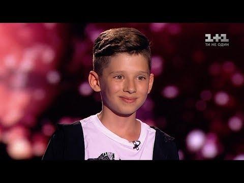 Muayad Abdelrakhym 'Earth Song' – Blind Audition – Voice.Kids – season 4