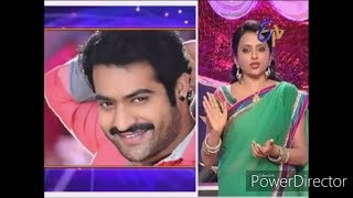Anchor Suma about Jr NTR's dance    BEST DANCER OF TOLLYWOOD   