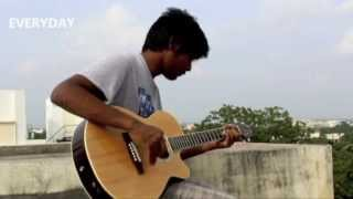 Everyday I want to fly - Vodafone Ad cover - Mokshith