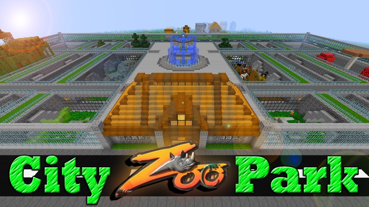 How To Build A Farm For Animals Minecraft