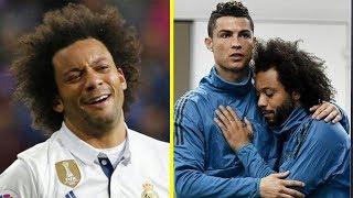 Марсело заплакал из-за Роналду. Рамос Сериал. Два новых игрока у Барсы. Новый Дани Алвес