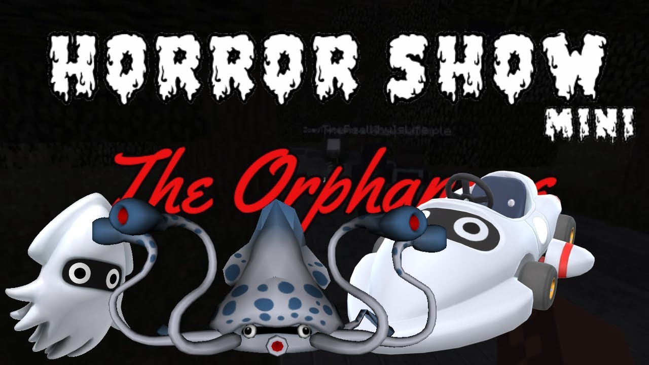 Horror Show: The Orphanage - Part 4  ( POST-SHOW BLOOPERS!)