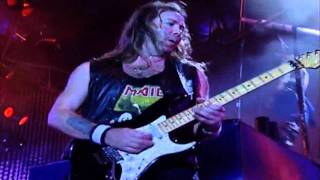 Iron Maiden - The Mercenary (Rock In Rio 2001)