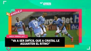 Cristal ganó 3-1 a Municipal y sigue invicto en la Liga 1 Betsson | AL ÁNGULO