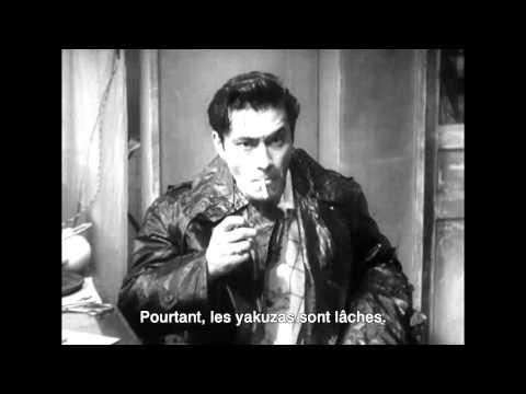 L'Ange ivre (1948) - Extrait HD VOST