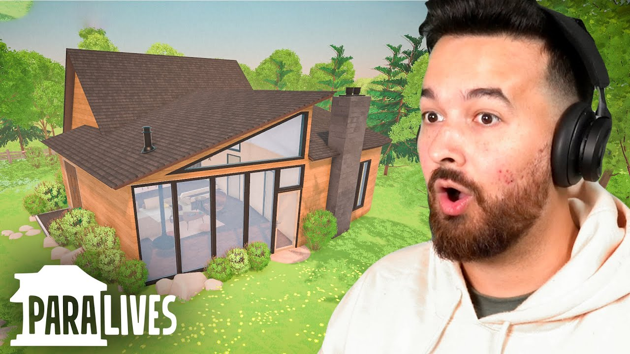 It's time to talk about Paralives! House Building Reaction