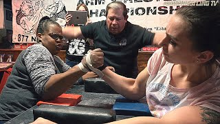 NYC Arm Wrestling Championship 2019 Right