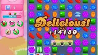 Candy Crush Saga Level 1343 Walkthrough | No Boosters | *** 3 Stars