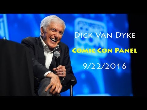 Dick Van Dyke Comic Con Panel 2017