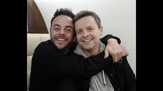 Ant and Dec -Bromance Moments