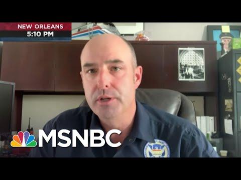 New Orleans Crosses '1,000 [coronavirus] Cases' | MTP Daily | MSNBC