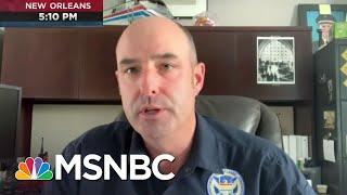 New Orleans crosses '1,000 [coronavirus] cases'   MTP Daily   MSNBC