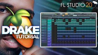 كيفية إنشاء Drake x ترافيس سكوت نوع فاز على FL Studio 2019 | الظلام فخ التعليمي