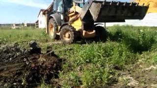 видео земельные работы