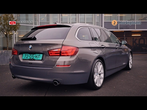 BMW 5 Series (F10/F11) buying advice - YouTube