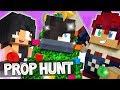 Zane's Favorite Holiday || MINECRAFT PROP HUNT