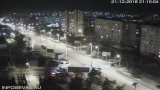 Севастополь, дтп, пр. Острякова, 21-12-2016 21:10