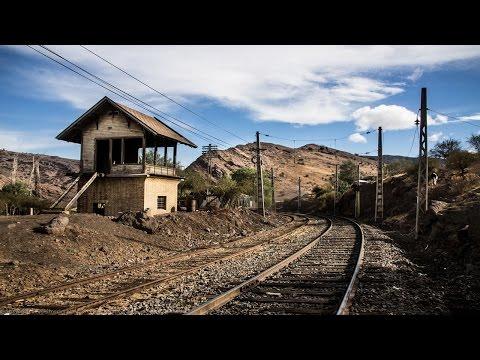 Estación Enrique Meiggs, Chile - Reportaje de Alipio Vera