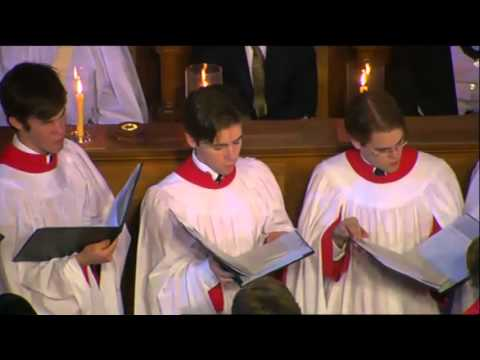 The Virgin Mary had a Baby Boy Arr. David Blackwell, St Peter's Cathedral Choir Adelaide