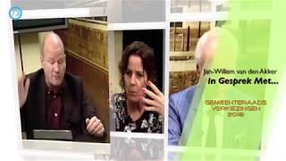 'In Gesprek Met' debat Gemeenteraadsverkiezingen 2018