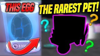 So The Rarest Pet In Pet Simulator Is ACTUALLY In THIS EGG! (Roblox)
