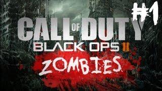 LEVOTTOMAT JALAT! | Black Ops 2: Zombit - Osa #1 (ft. Kymis)