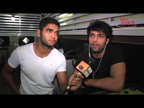 Shaleen Malhotra celebrates his birthday with Tellybytes