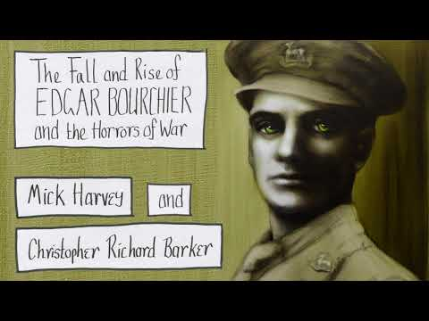 Mick Harvey & Christopher Richard Barker - The Lost Bastard Son Of War (Official Audio) Mp3