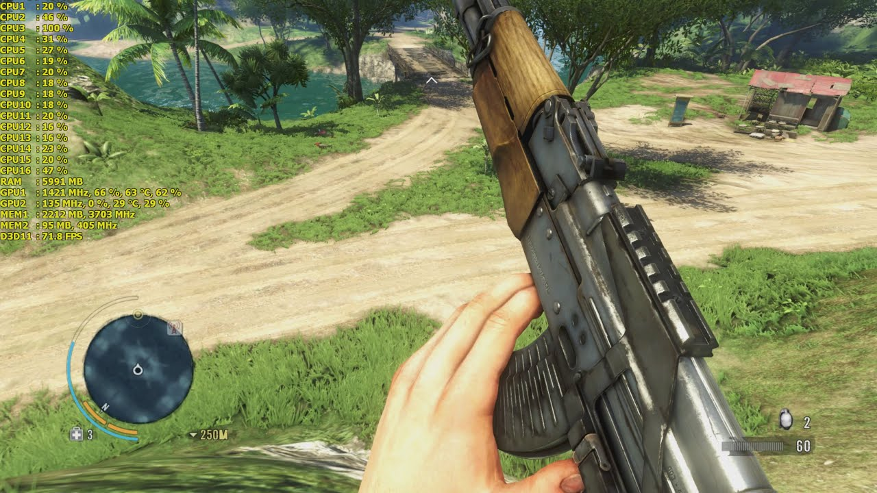 far cry 3 windows 10