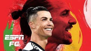 Does Zlatan Ibrahimovic s career deserve to be considered among Cristiano Ronaldo s ESPN FC