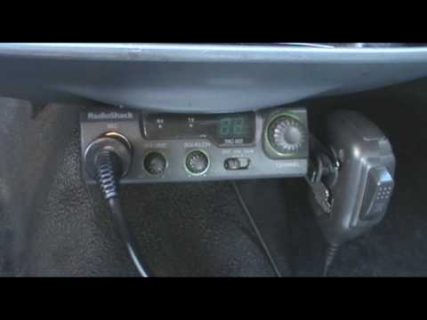 Mitsubishi 380 Stereo Wiring Diagram Of The Left Eye How To Installing A Cb Radio Youtube