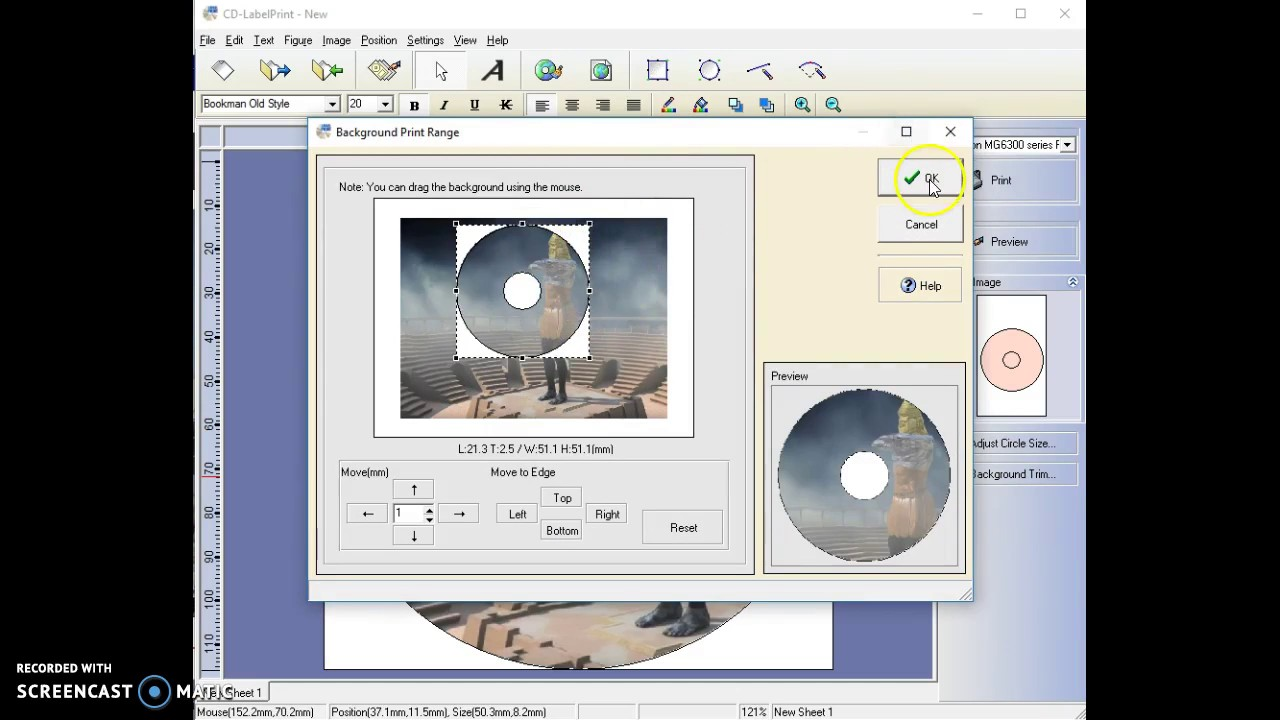 cd labelprint 1.4.1