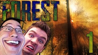 DUMB AND DUMBER | The Forest COOP w/ JackSepticEye - Part 1 thumbnail