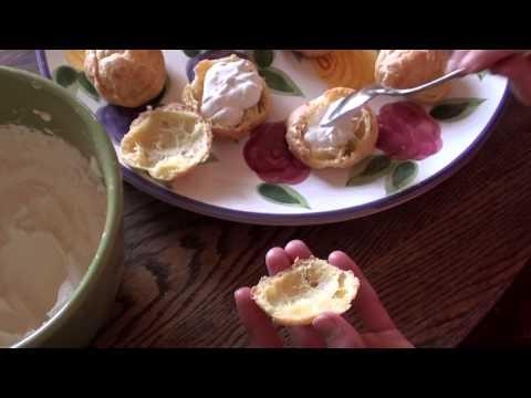 Happy Hobbit: Samwise's Strawberry Cream Puffs - Episode 43